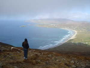 Achill Island in Mayo West of Ireland