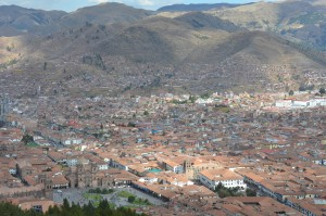 The historical city of Cusco
