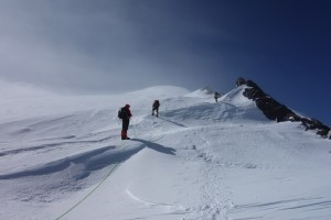 Summit Day on Denali at about 18700 feet