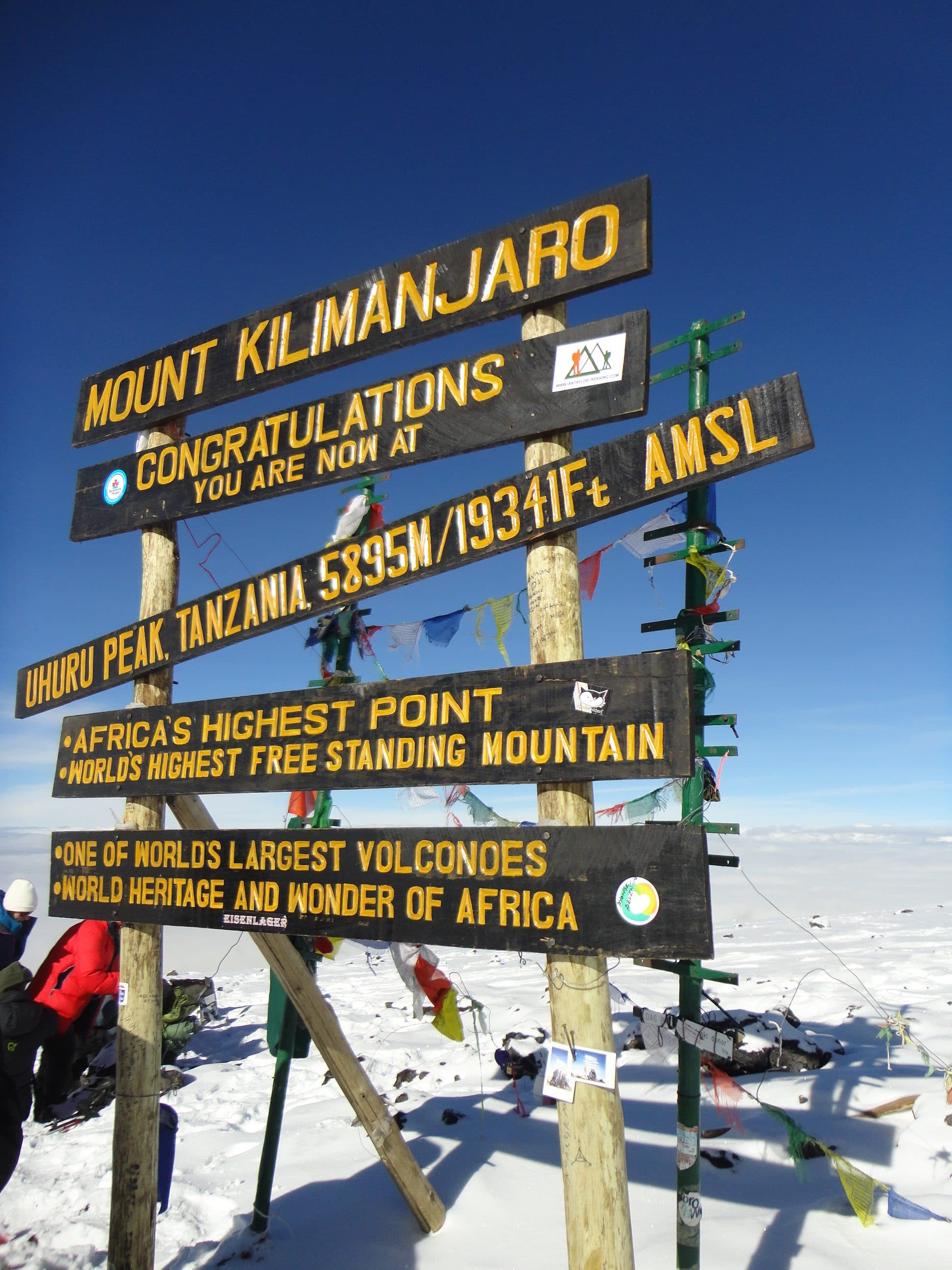 Article On Climbing Kilimanjaro Best Route Team Acclimatization