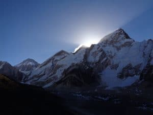 Article on the Everest Base Camp Trek