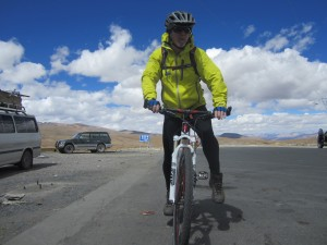 High on the Tibetan Plateau