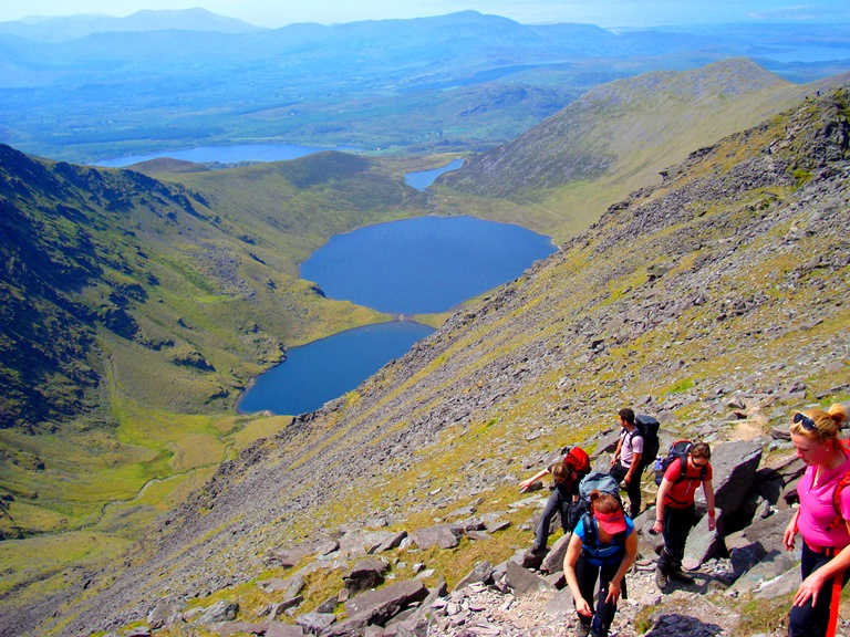 Ireland Trekking Tours