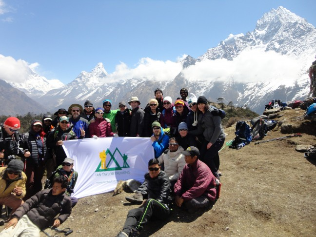 WATCH OUR EVEREST BASE CAMP VIDEO'S….