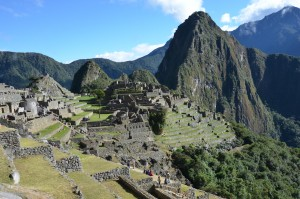 Machu Picchu the lost city