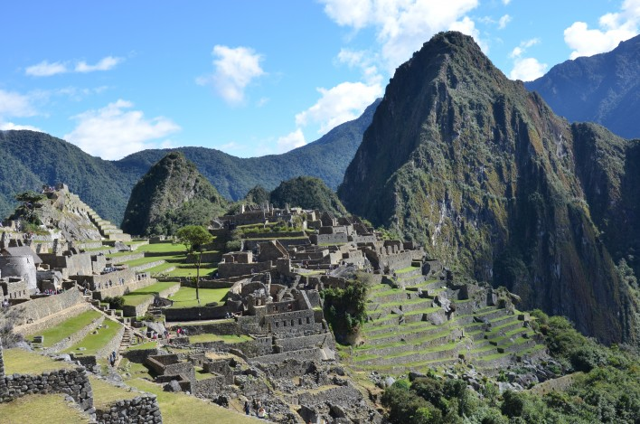 WATCH OUR FAMOUS MACHU PICCHU VIDEO……