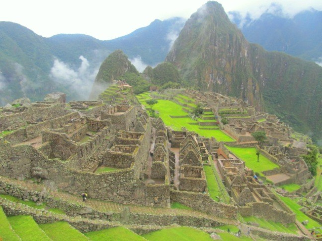 We can get you to Macchu Picchu