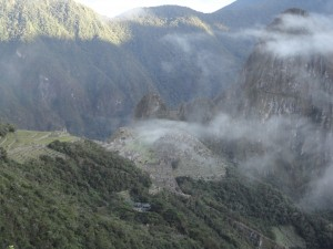 The lost city of the Inca's