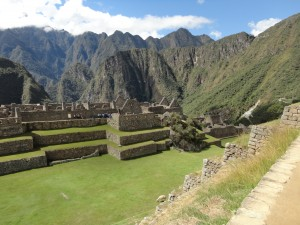 The Amazing city of Machu Picchu