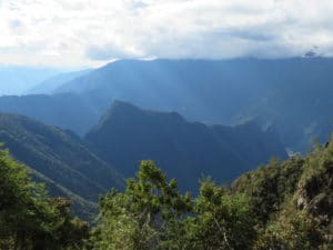 Elevations gains on your Inca Trail Trek to Machu Picchu