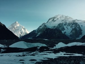 Getting your right view of k2