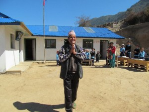 A new school for the people of Goli
