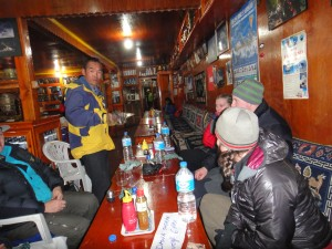 The Himalayan Lodge in Namche Bazaar