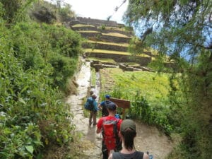 4 Day Inca Trail to Machu Picchu Equipment Packing Video