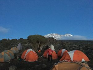 My journey to the roof of Africa with Ian Taylor Trekking