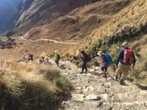 Top 10 Tips while you are on the Inca Trail to Machu Picchu