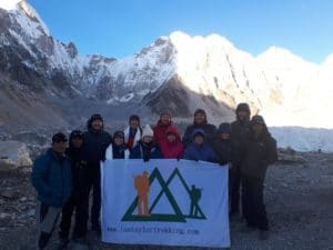 The challenges of a new era trekking to Everest Base Camp