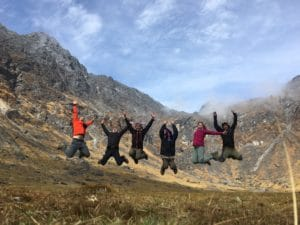 What is the best route to climb Mera Peak in Nepal