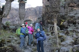 The truth about the Baranco wall on Kilimanjaro