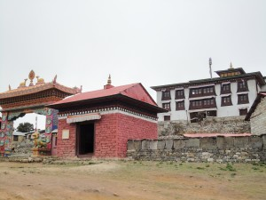 The Tengbouche Monastery