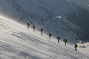 Elbrus on the classic route