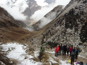 The Inca Trail 4 day Trek