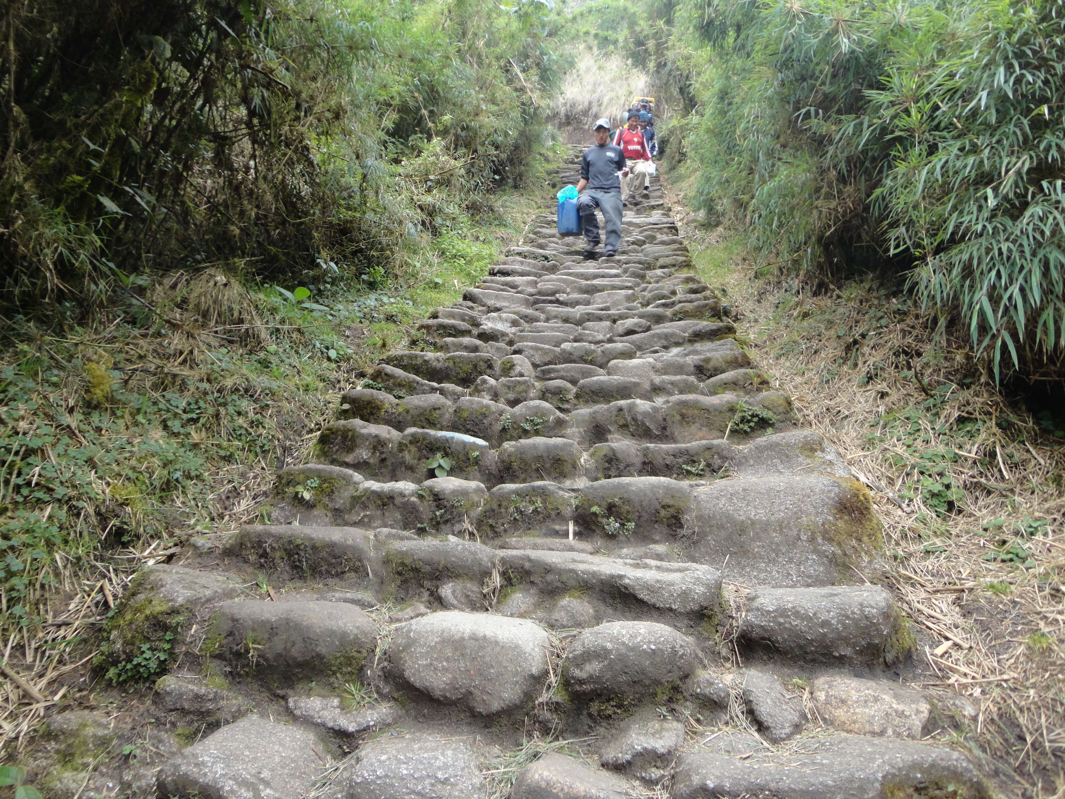 The Inca Trail 4 Day Trek