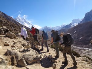 The Acclimatization Trek from Dingbouche
