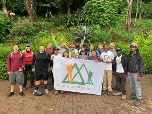 The Start of the Kilimanjaro Climb