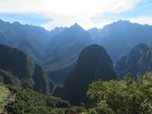 Daily Distances on the Inca Trail to Machu Picchu
