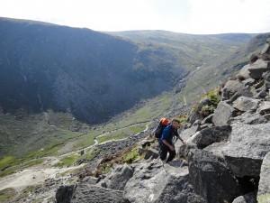 Exploring Glendalough