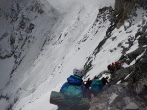 Climbing Mera and Island Peaks