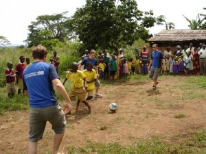 Kitandwe 2007 football game