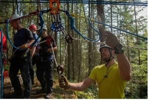 Ronan rigging ropes