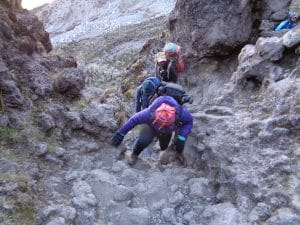 Climbing Kilimanjaro is for trekkers and climbers not tourists