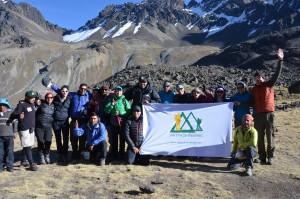 Mt. Tarija base camp