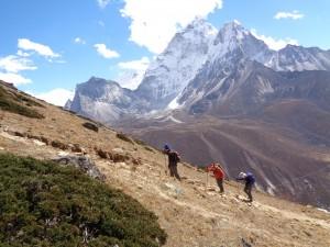 Acclimatization day on the Everest trek
