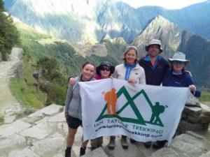 The Beautiful City of Machu Picchu