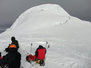 The Summit of Mera Peak