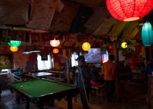 The legendary cafe Danfe bar