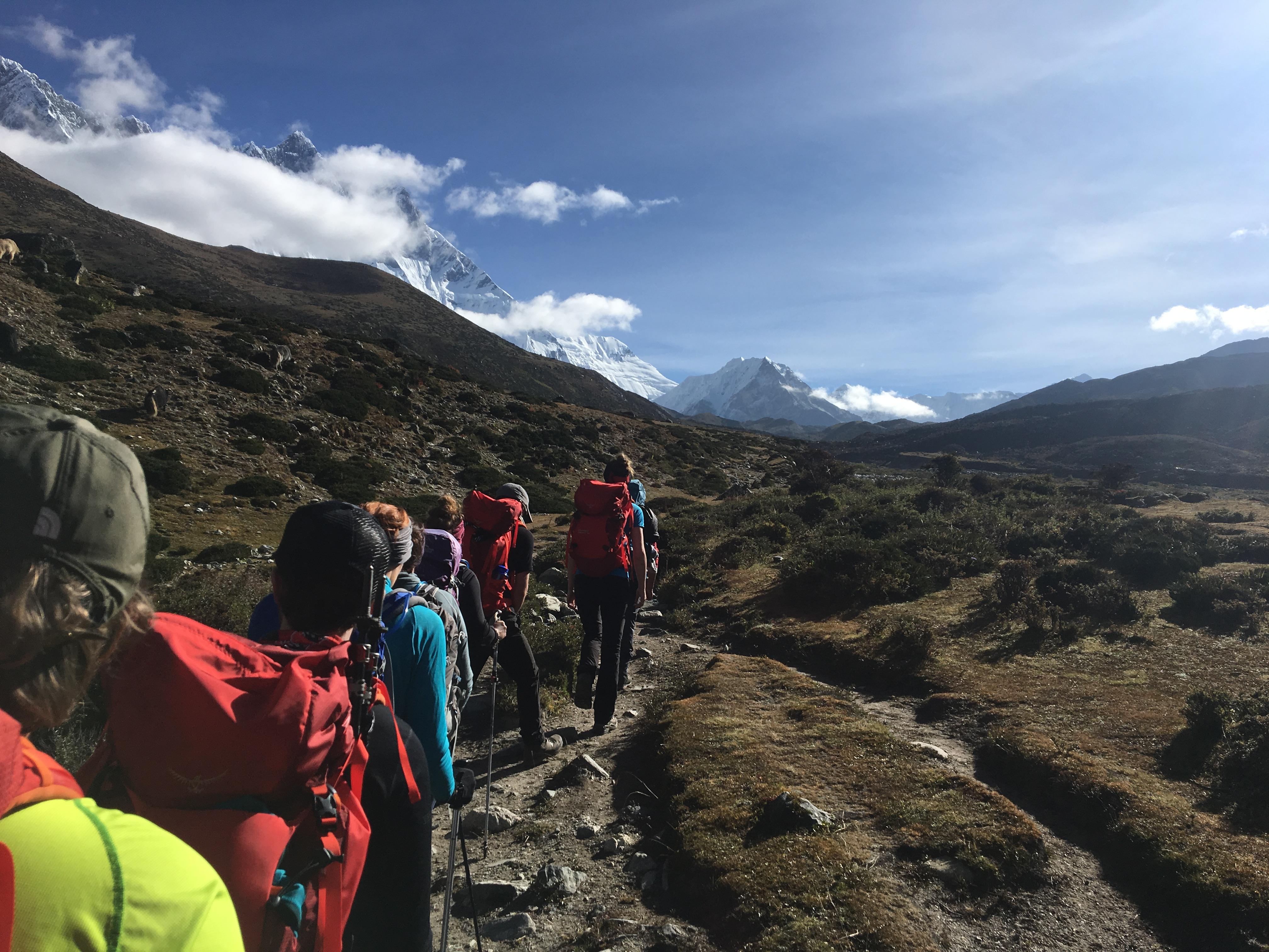 Top 10 tips for climbing Island peak