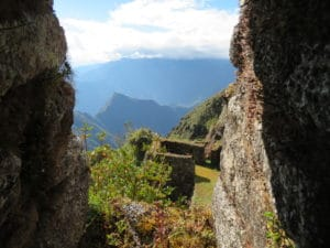 On the Inca Trail to Machu Picchu