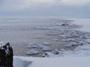The East coast of Svalbard