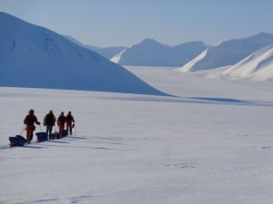 The special journey across Svalbard