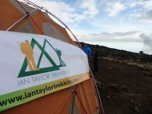 Ian Taylor Trekking mess tent
