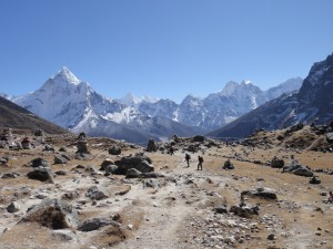 The Everest Memorial