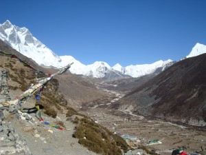 My March trek to Everest Base Camp