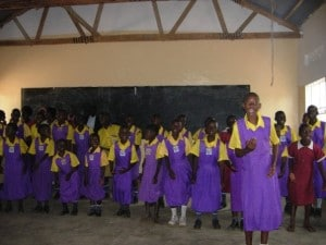 The Mt. Everest Primary school in Kitandwe, Uganda.