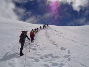Specific training for your Mera Peak Climbing Expedition
