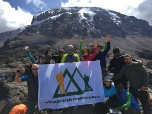 Climbing Kilimanjaro for the 20th time